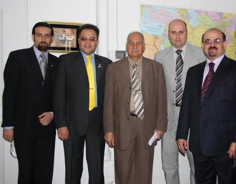 کاوه شهریاری، حسین شهریاری، حزب پان ایرانیست، رضا کرمانی
