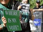 انتخابات، تحریم، مجلس