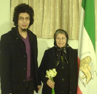 ساسان بهمن آبادی،  سرور صفارپور،حزب پان ایرانیست