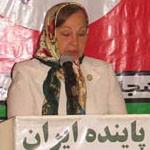 بانو دکتر باستانی،مسئول سازمان زنان، حزب پان ایرانیست